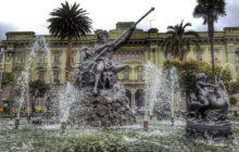 Historia del Neptuno de Riobamba
