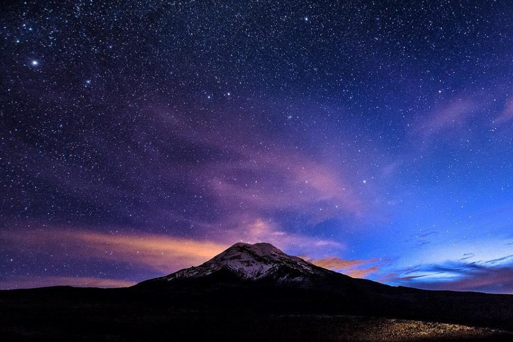 ★ VIDEO: La Magia del Chimborazo al Amanecer