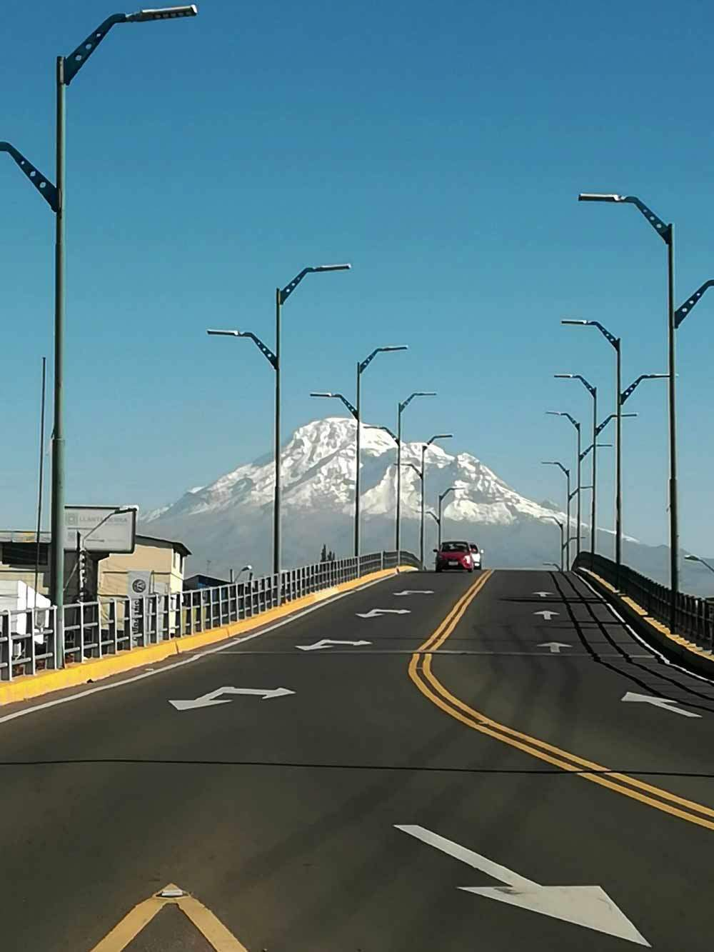 Chimborazo Riobamba turismo lugares
