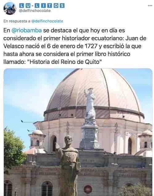 monumento a juan de velasco