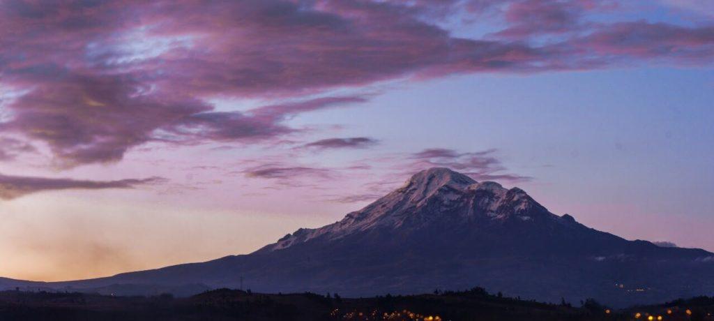 Fantástica Toma de Riobamba y El Chimborazo