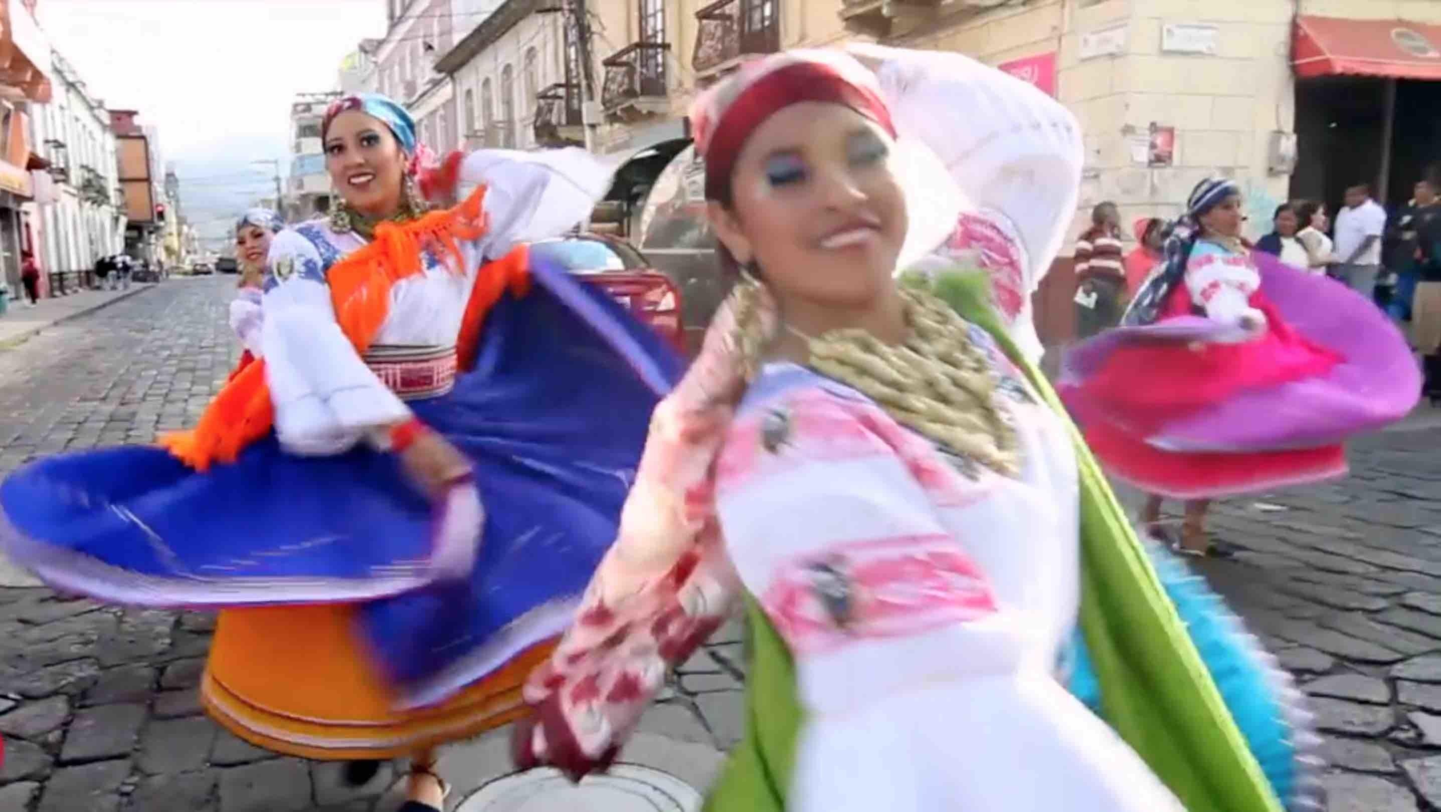 fiestas de riobamba
