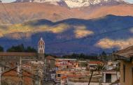 Un HERMOSO paisaje para admirar: El Altar desde San Andrés 📷:@lili.ec