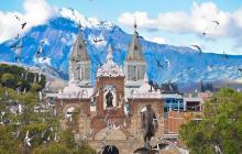 ¡Espectacular Toma de Riobamba! Ciudad de Volcanes por 484 años