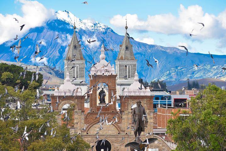 Timelapse - Cielo nocturno en el Chimborazo