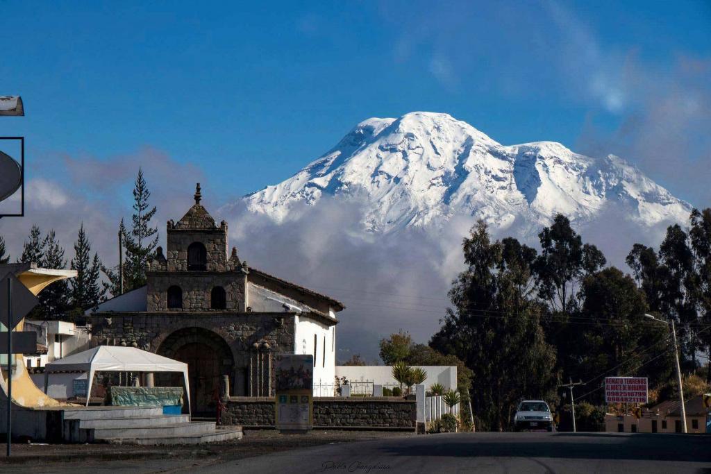 El punto más cercano al Sol, Chimborazo - Ecuador
