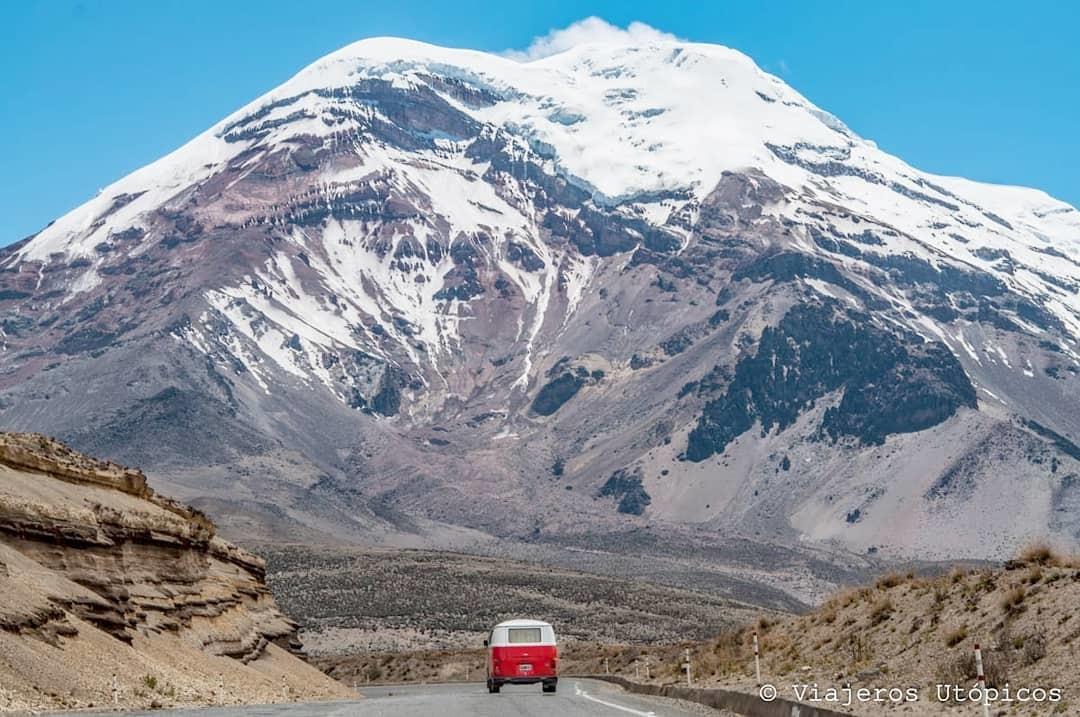 Espectacular fotografía - ¡Visita Chimborazo!
