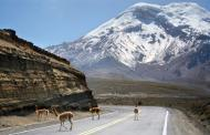 Chimborazo, un paisaje natural maravilloso.