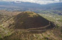 Tulabug - Un Hermoso Volcán Apagado a 20 minutos de Riobamba en Licto Ecuador