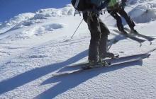 ¡Esquiando en el Chimbroazo!