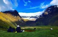 Uno de los paisajes más espectaculares del planeta. EL ALTAR - Riobamba Ecuador