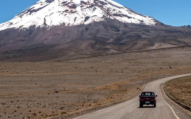 Chimborazo Espectacular Toma