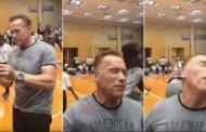🔴 #VIDEO Terminator recibió una patada voladora en Sudáfrica