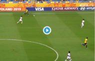 VIDEO Golazo de José Cifuentes nominado por la FIFA
