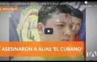 VIDEO Siete reos son acusados de asesinar a alias'El Cubano' - Teleamazonas