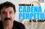 Video: Condenan a cadena perpetua a El Chapo Guzmán