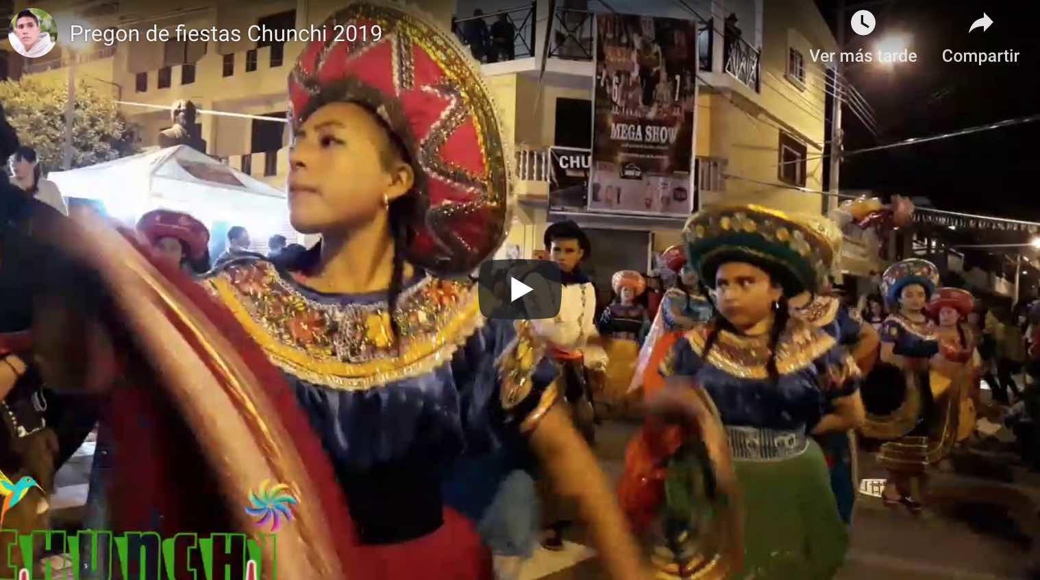 fiestas de abril riobamba