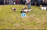 Video: Justicia Indígena a Venezolanos en Otavalo