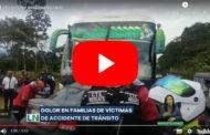 Video: Luto y dolor en Chimborazo.