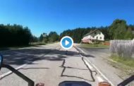 Video: Accidente doble en Moto