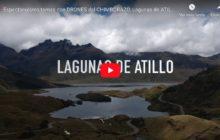 Video: Espectaculares tomas con DRONES del CHIMBORAZO, Lagunas de ATILLO, El ALTAR y RIOBAMBA.