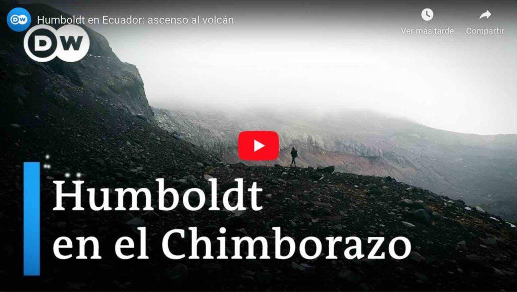 Video: Humboldt en Ecuador: Ascenso al volcán CHIMBORAZO - Especial de DW.