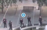 Video:  IMPRESIONANTE intervención de la Policía de Madrid 🔪