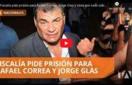 Video: La fiscal  Diana Salazar pide prisión preventiva para Rafael Correa, Jorge Glas, Walter Solís, Vinicio Alvarado y Yamil Massuh por caso sobornos