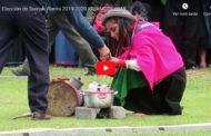 Video: Elección de Sumak Warmi GUAMOTE