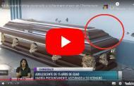 Video: Adolescente habría ASESINADO a su HERMANO mayor en Chimborazo. - TVC