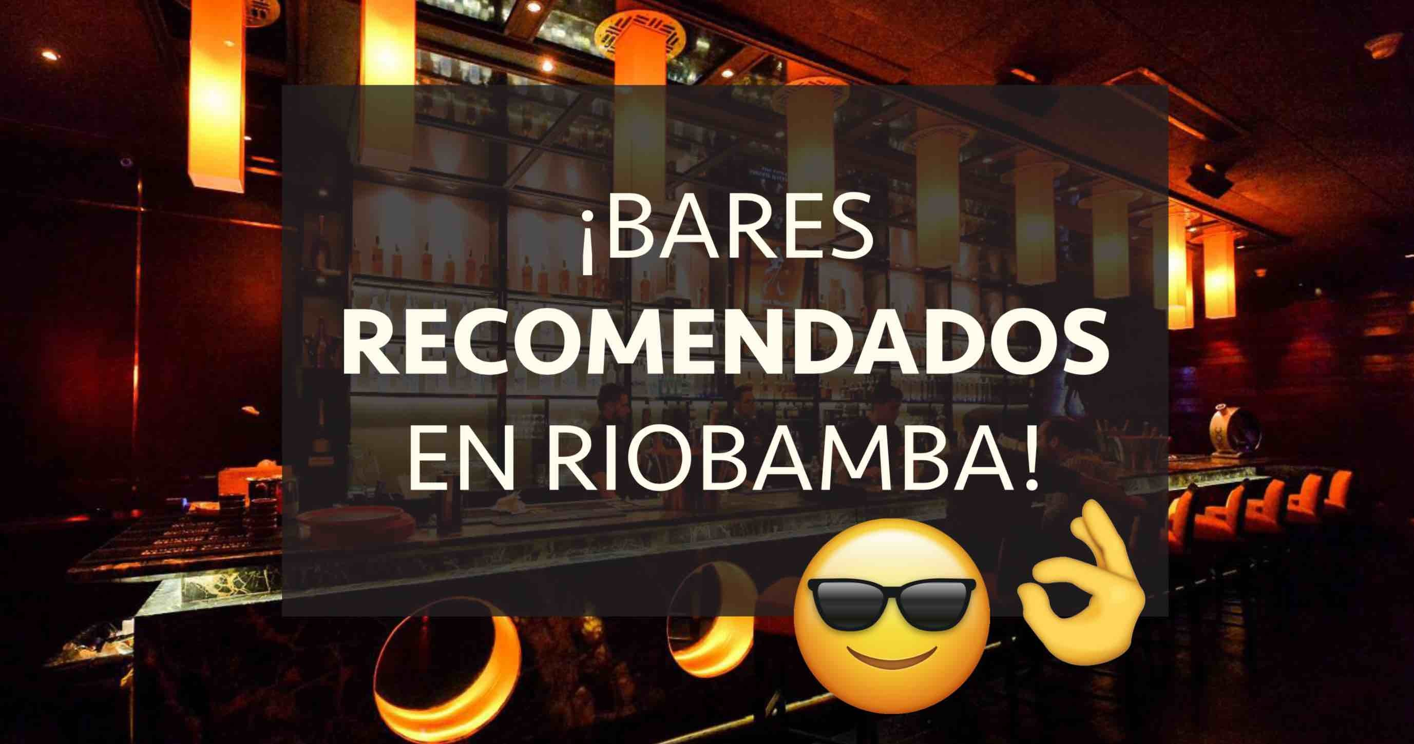Photo of Bares Riobamba