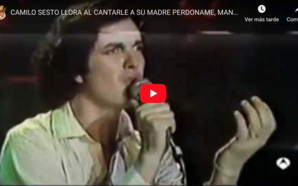 Video: El día que Camilo Sesto se DESPLOMÓ en el escenario
