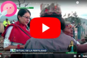 Video: Ritual de FERTILIDAD en San Luis de CHIMBORAZO - RTS