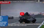 Video: IMPRESIONANTE accidente de Fórmula 2 en Bélgica.