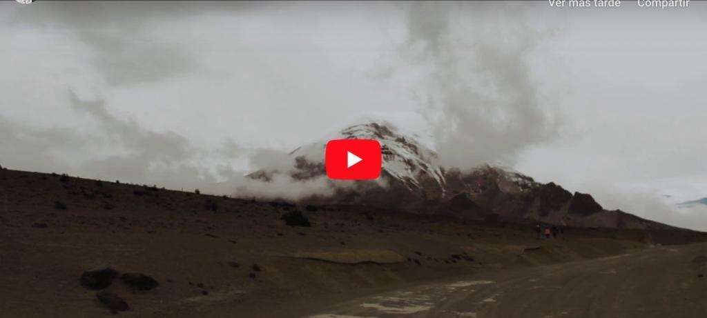 Video: Un viaje inolvidable al hermoso Chimborazo.