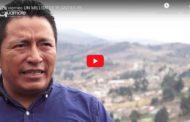Video: Delfín Quishpe, dio inicio la siembra de UN MILLÓN de ÁRBOLES en el cantón Guamote.