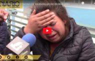 Video: DESGARRADOR TESTIMONIO DE JOVEN FALLECIDO EN RIOBAMBA