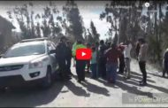 Video: Habitantes de Santa Cruz lograron neutralizar a dos presuntos delincuentes - La Prensa