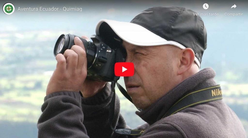 Video: Aventura Ecuador - Quimiag