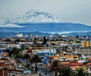 Volcán Chimborazo Riobamba Lugares Turisticos de Riobamba