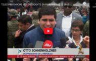 Video: El vicepresidente de la República Otto Sonnenholzner entregó 142 millones de dólares a 20 municipios.