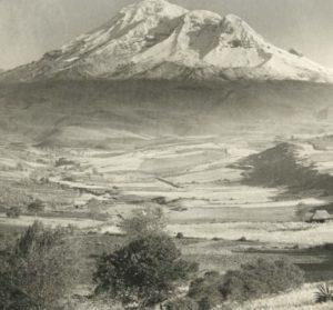 chimborazo hace cien años 1904