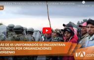 Video: En Imbabura, Chimborazo y Azuay hay focos de protestas Teleamazonas