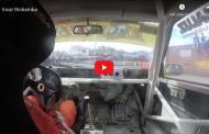Video: Cámara dentro de un auto de CARRERAS en Riobamba