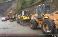 Video: DESLAVE en la vía a QUÍMIAG - Ecuavisa