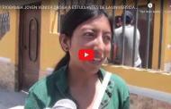 Video: RIOBAMBA JOVEN VENDÍA DROGA A ESTUDIANTES - El Diario de Riobamba