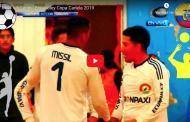 Video: Ecuavoley Copa Canela 2019 - Misil v/s Lenin (De Chimborazo)