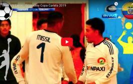 Video: Ecuavoley Copa Canela 2019 - Misil v/s Lenin (De Chimborazo)