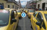 Video: Así se vivió el PARO en RIOBAMBA el día de HOY.