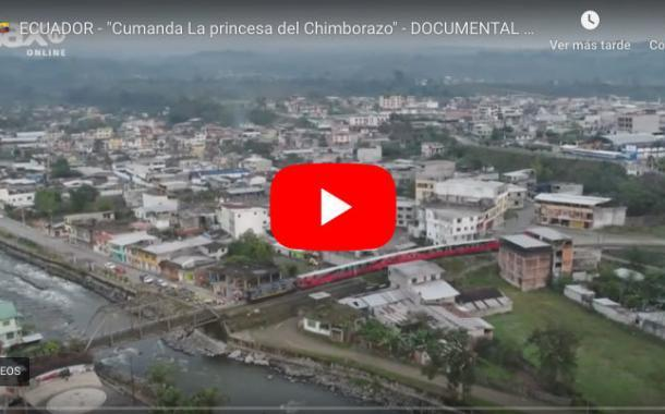 🔴 VIDEO | CUMANDÁ La princesa del Chimborazo